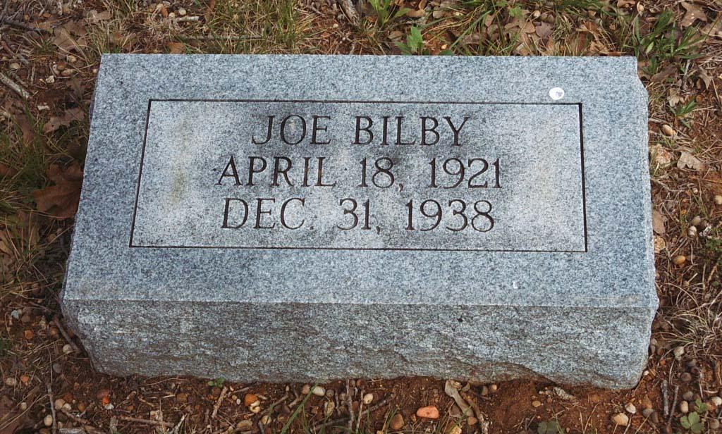 Joe Bilby