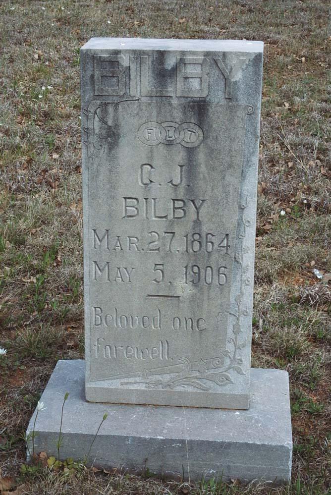 Cornelius Joseph C. J. Bilby