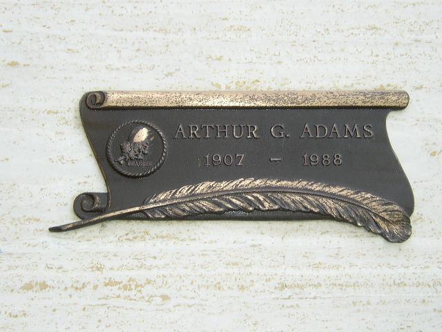 Arthur G. Adams
