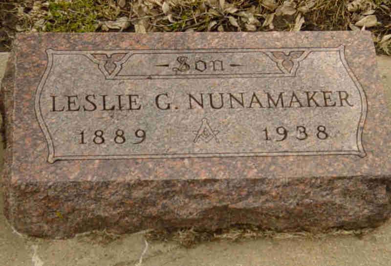 Leslie Grant Les Nunamaker