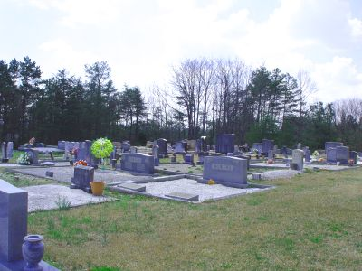 Mica Baptist Church Cemetery