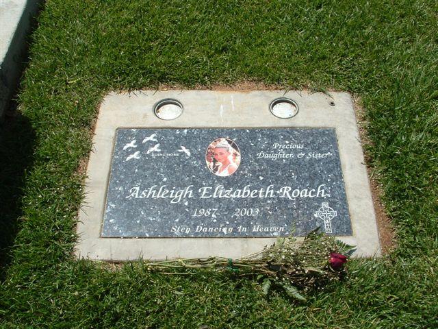 Ashleigh Elizabeth Roach