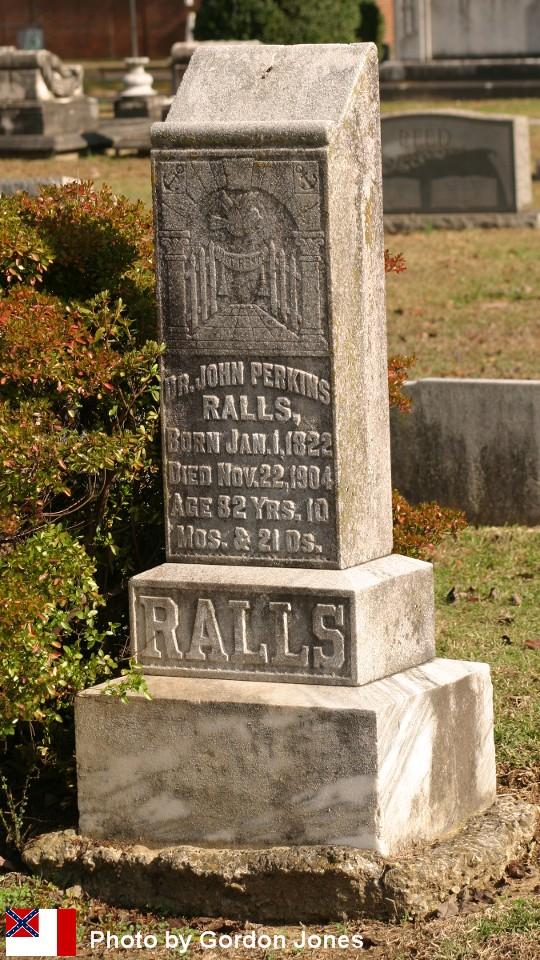 John Perkins Ralls