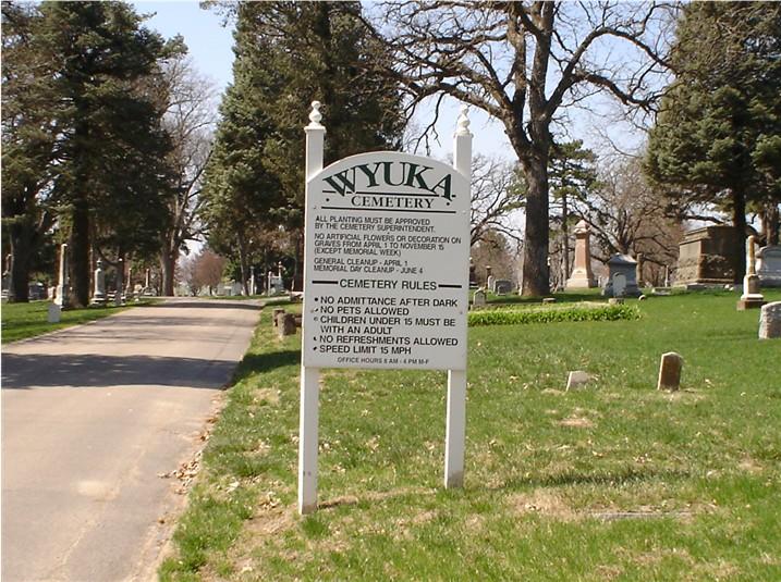 Wyuka Cemetery