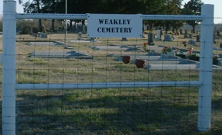 Weakley Cemetery