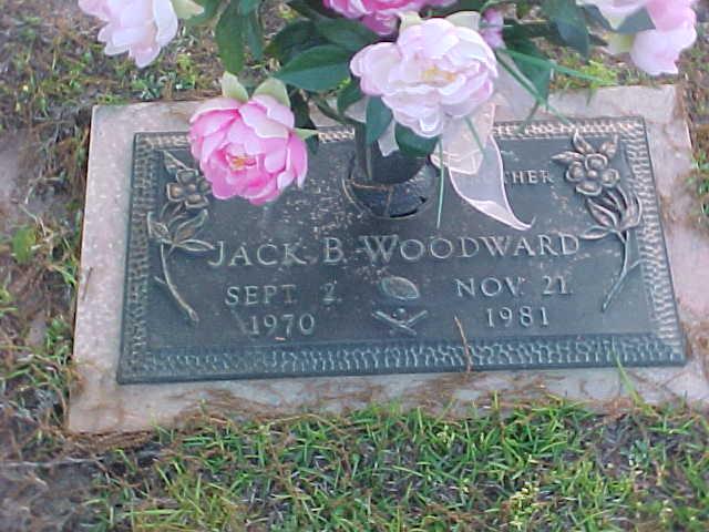 Jack Bell Woodward