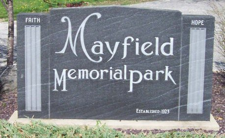 Mayfield Memorial Park Cemetery