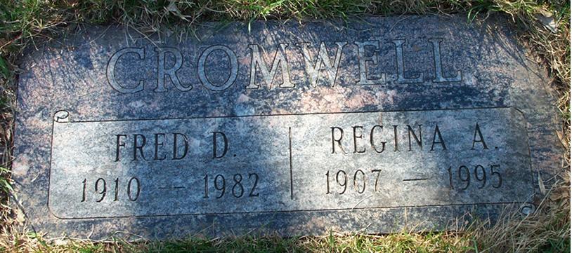 Fred David Cromwell