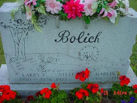 Stella P <i>Quick</i> Bolich