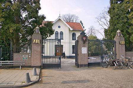 Amsterdam Begraafplaats Zorgvlied