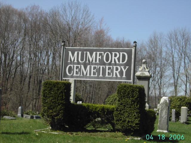 Mumford Chapel Cemetery