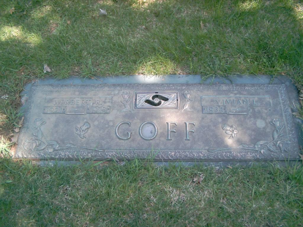 Herbert Goff
