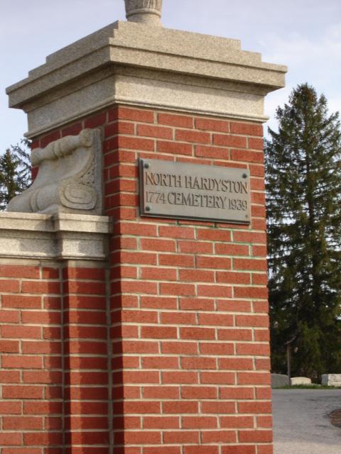 North Hardyston Cemetery