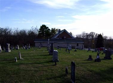 Indian Prairie Baptist Church Cemetery