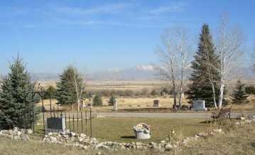 Cedar Fort  Cemetery
