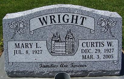 Curtis Wayne Wright