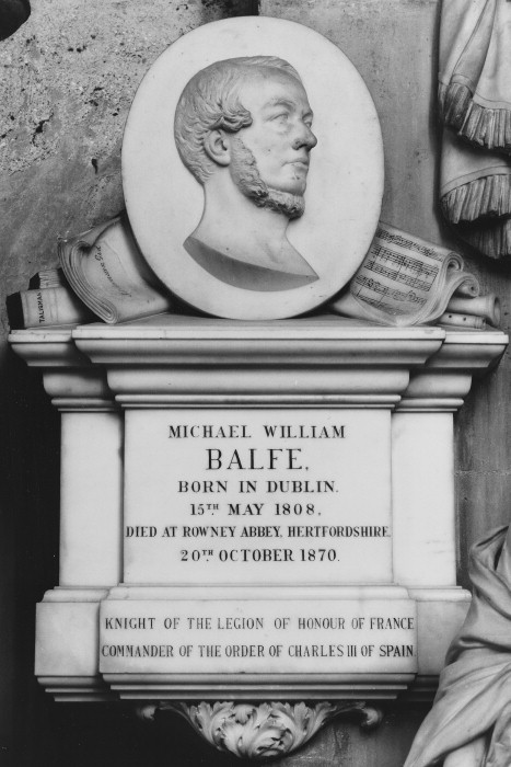 Michael William Balfe