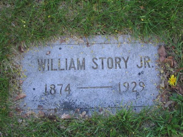William Story, Jr