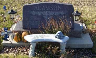 Roberta <i>Cook</i> Adamson