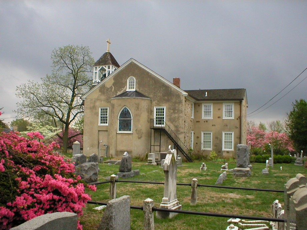 Saint James Episcopal Church Cemetery