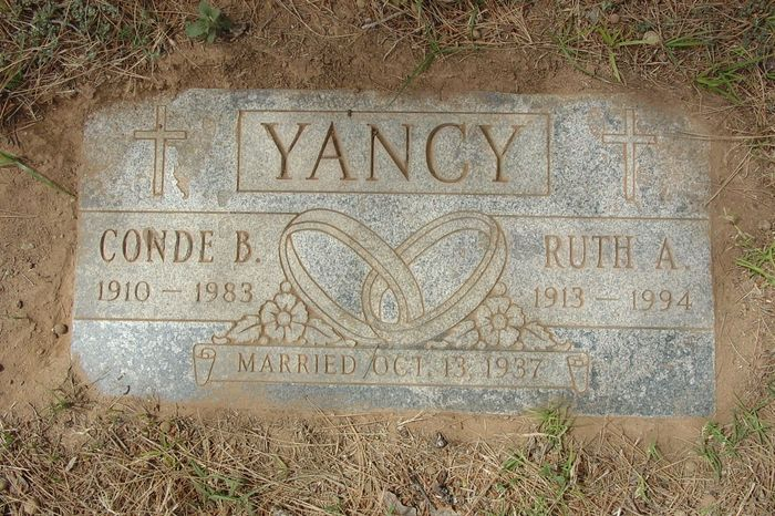 Conde Bee B.C. Yancy