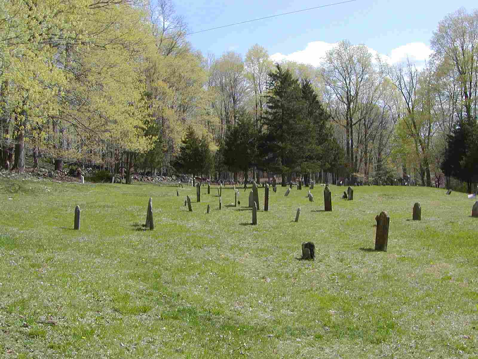 Great Pasture Road Cemetery