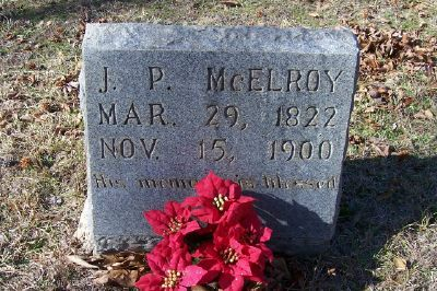 Jonathan Phillip McElroy