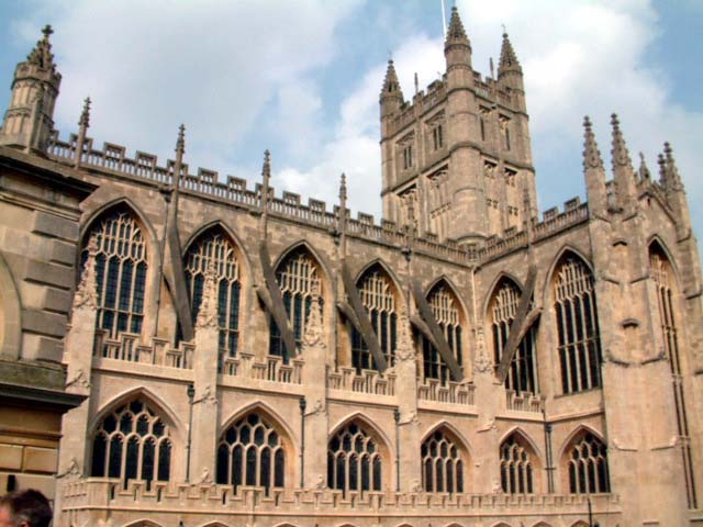 Bath Abbey in Bath, Somerset - Find A Grave Cemetery
