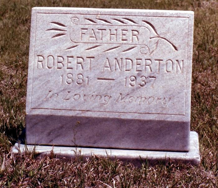 Robert Anderton