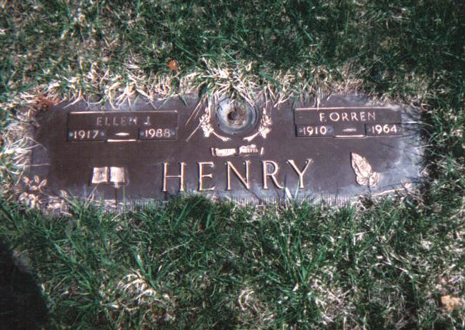 Francis Orren Henry