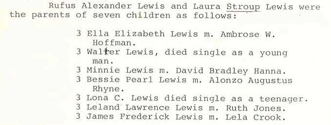 Ella Elizabeth <i>Lewis</i> Hoffman