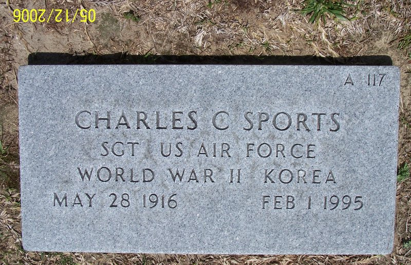 Sgt Charles Clyde Sports