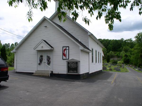 Buchanan Chapel Cemetery