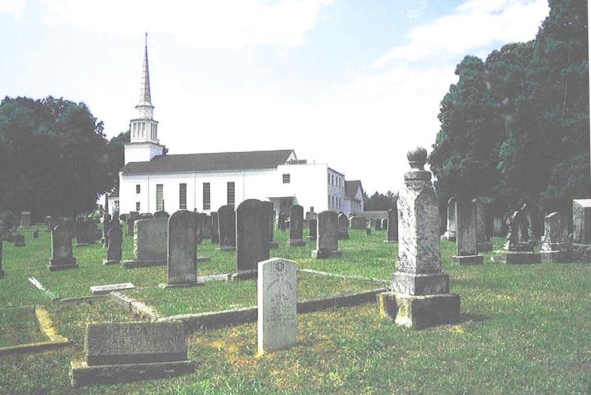 New Hope Presbyterian Church Cemetery