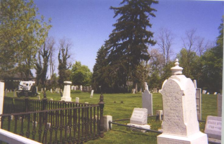 Pioneer Burying Ground