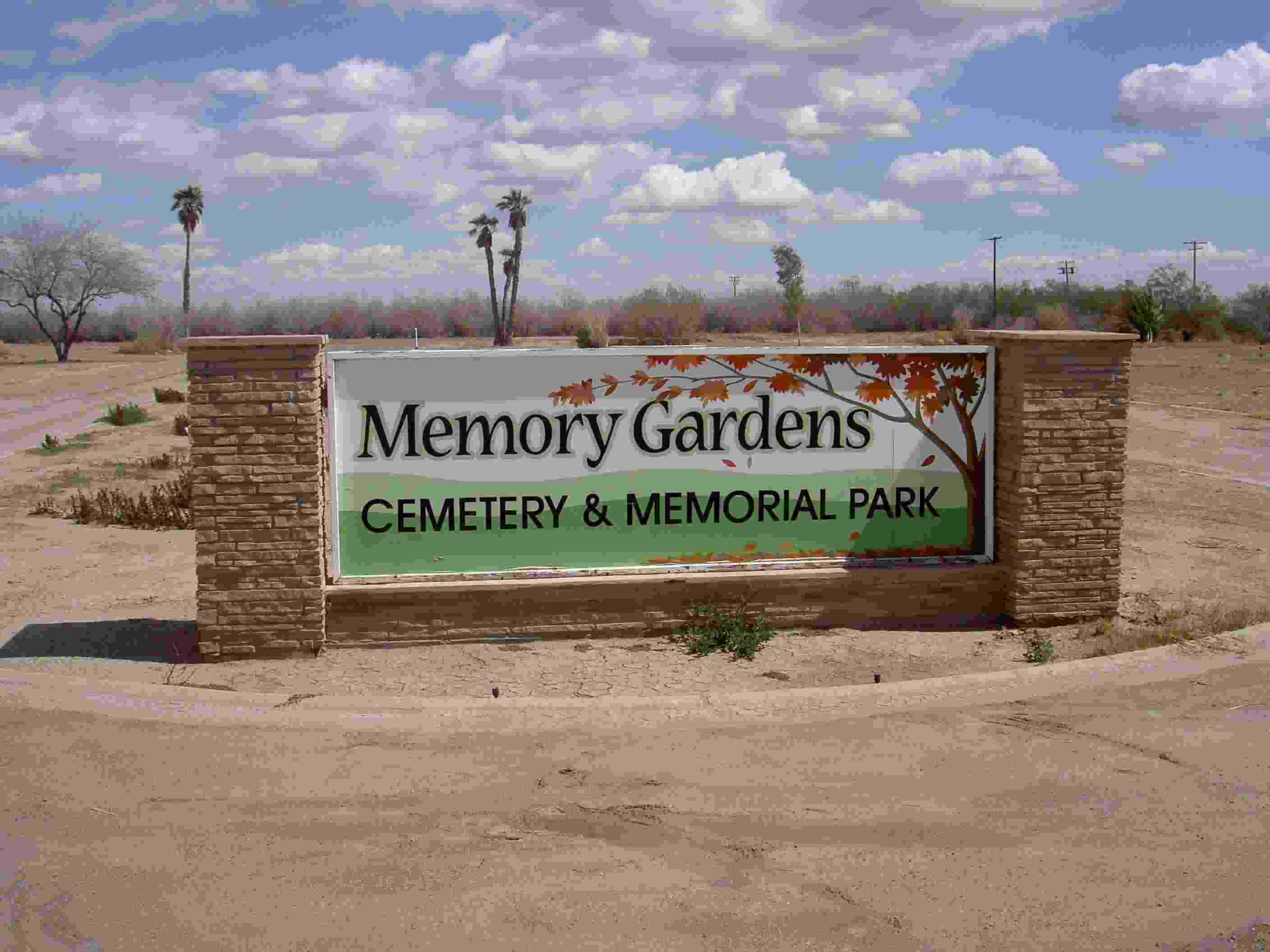 Memory Gardens Cemetery in Imperial, California - Find A Grave Cemetery