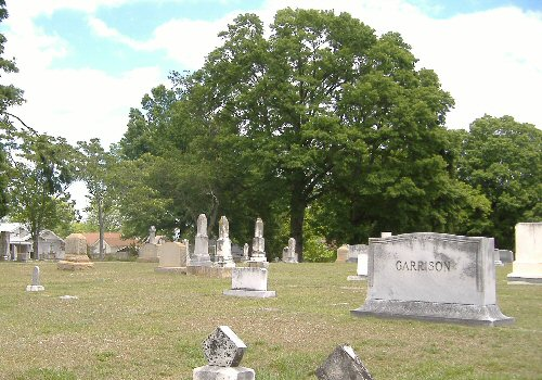 Mountain Rest Cemetery