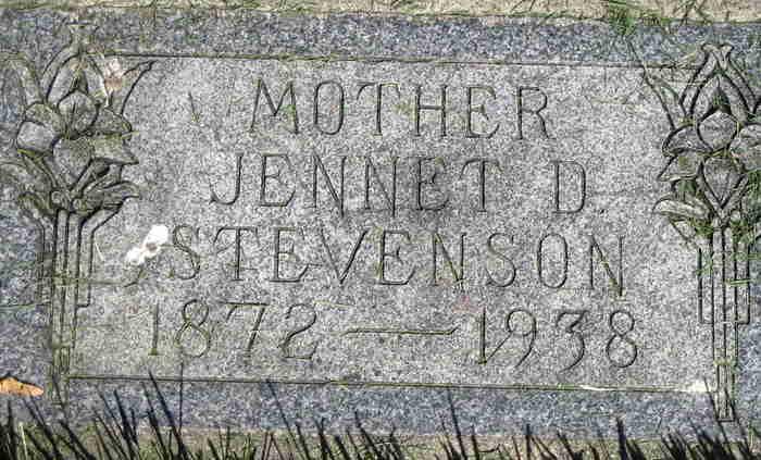 Jennet Darling <i>Watt</i> Stevenson