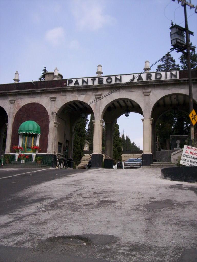 Panteón Jardín