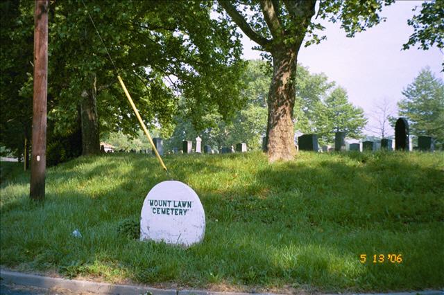 Mount Lawn Cemetery
