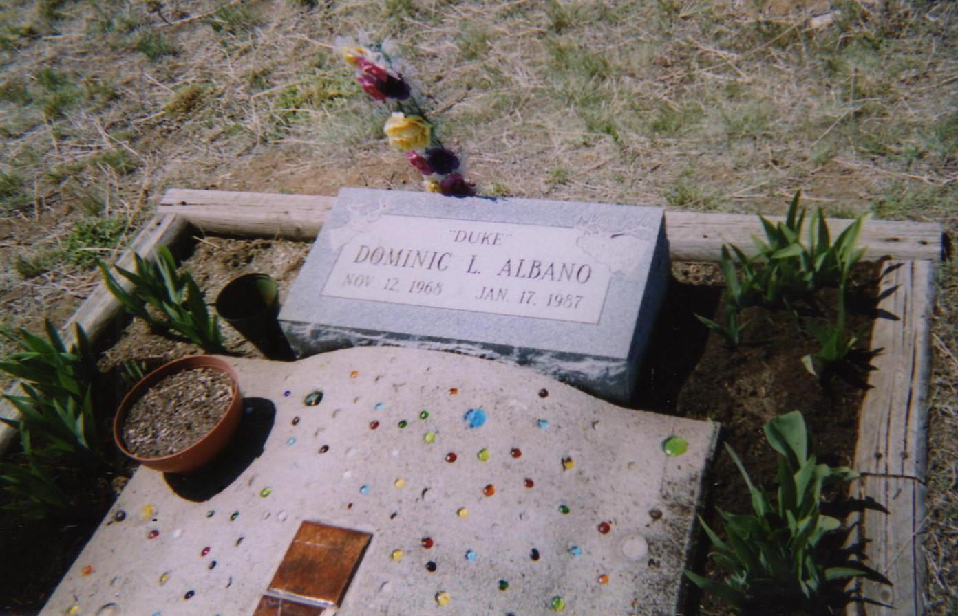 Dominic Leonard Duke Albano