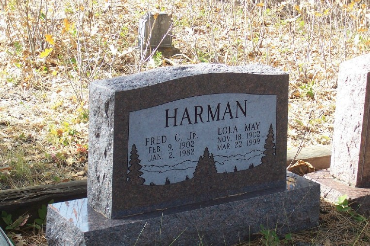Fred Harman 1902 1982 Find A Grave Memorial