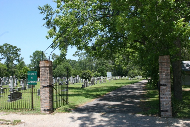 Columbia City Cemetery