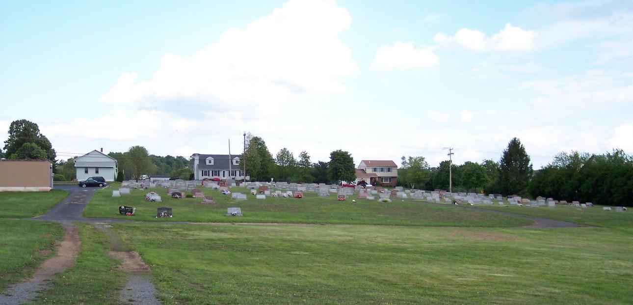Christ Union Cemetery