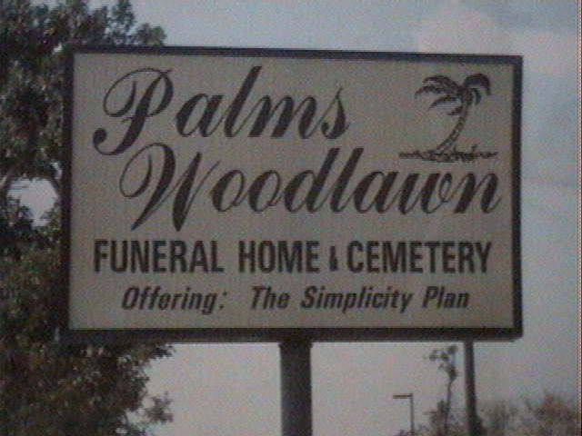 Palms Woodlawn Cemetery