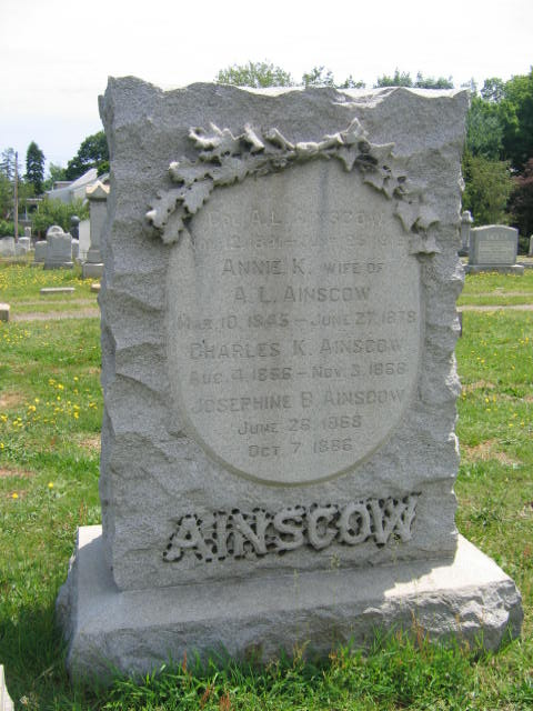 Charles K. Ainscow
