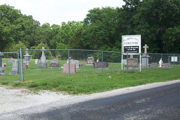 Saints Peter & Paul Cemetery