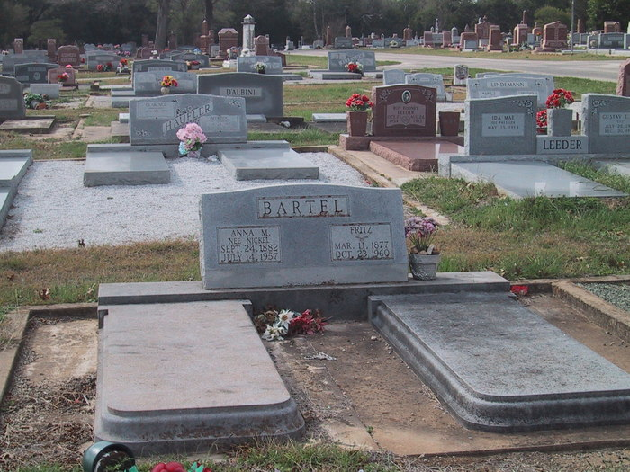 Comfort Cemetery