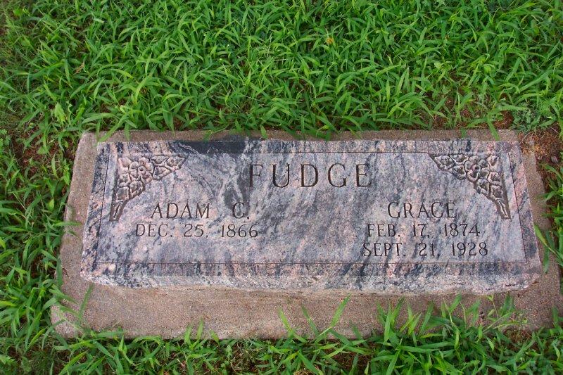 Grace <i>Roberts</i> Fudge