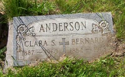 Bernard Anderson